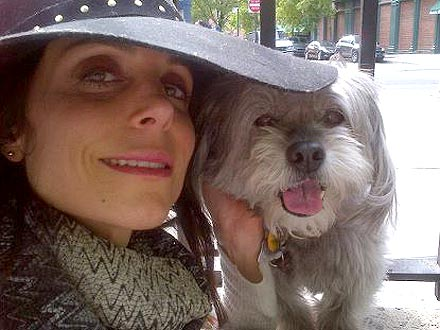 Bethenny Frankel's Dog Has a Bumpy Start in Los Angeles