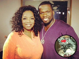 Why 50 Cent Named His Dog Oprah | 50 Cent, Oprah Winfrey