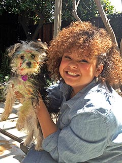 X Factor's Rachel Crow Excited to Bring Her Dog on Tour
