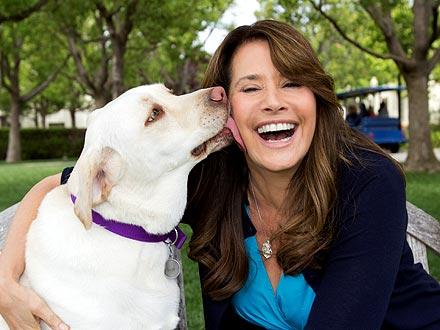 Lorraine Bracco's Dog Cast in Rizzoli & Isles