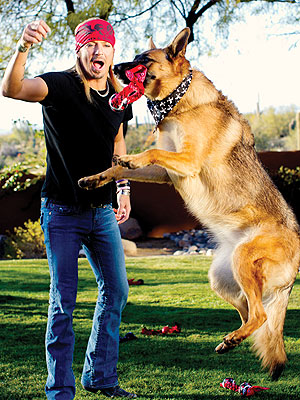Bret Michaels Launches Pets Rock Collection with PetSmart
