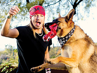 Bret Michaels, Pet Accessories Designer? Believe It | Bret Michaels