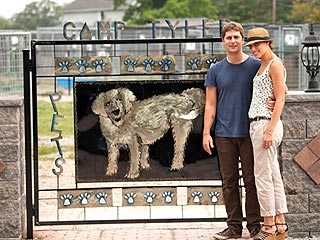 Rob & Marisol Thomas Donate $350,000 to Animal Rescue | Rob Thomas