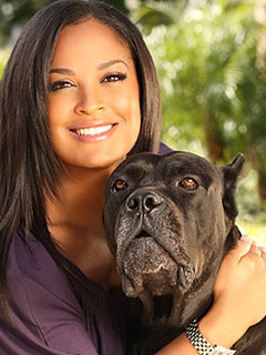 Laila Ali&#39;s Dog Dies