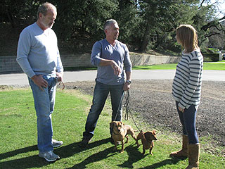 Cesar Millan & Kelsey Grammer Talk Dogs, Divorce on New Dog Whisperer