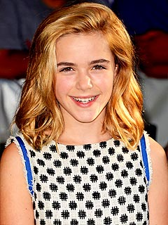 Kiernan Shipka: My Dogs Are Just Awesome!