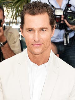 Matthew McConaughey: 'I'm Not Changing Diapers' | Matthew McConaughey