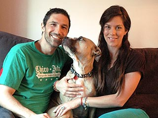 Ethan Zohn & Jenna Morasca Adopt a Rescue Dog | Ethan Zohn, Jenna Morasca