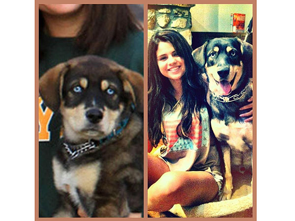Selena Gomez: Baylor Is All Grown Up!
