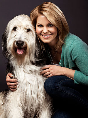 Candace Cameron Bure: What It's Like Costarring with a Dog