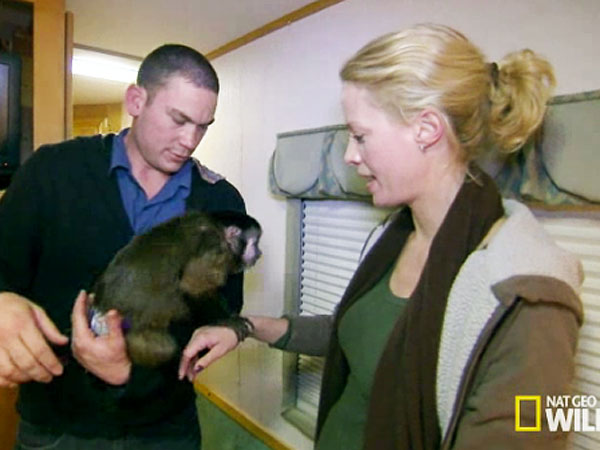 Alison Eastwood Saves Lions, Tigers and – Yes, Bears