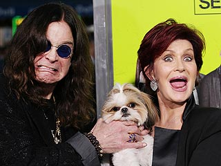 Move Over, Uggie! It's Bonny's Turn | Ozzy Osbourne, Sharon Osbourne