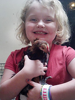 You'll Never Guess What Honey Boo Boo Named Her Pet Chicken