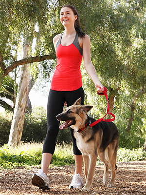 Has Your Pet Helped You Get Fit?
