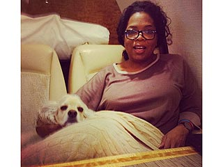 Oprah's Real Favorite Things? Her Dogs | Oprah Winfrey
