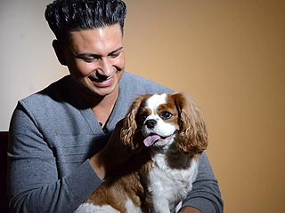 First Look: DJ Pauly D Speaks Out for Sandy-Affected Pets | Pauly DelVecchio
