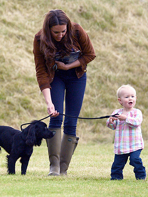 Will & Kate&#39;s Little One: Lupo!