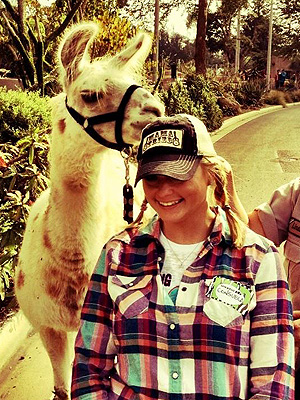 Miranda Lambert, Blake Shelton Visit San Diego Zoo: Photos