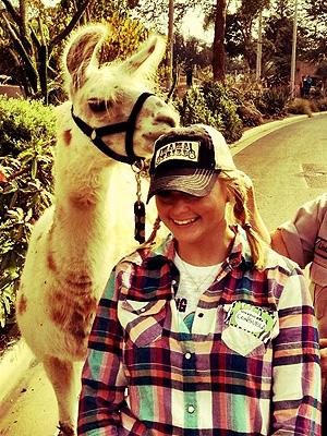 Miranda Lambert, Blake Shelton Visit San Diego Zoo: Photos