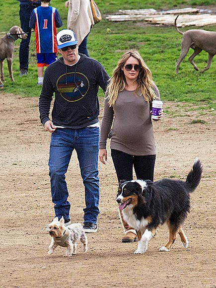 DOG RUN photo | Hilary Duff
