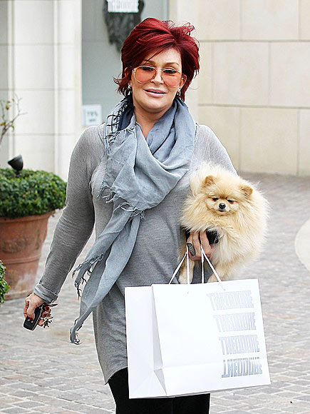 SHARON OSBOURNE photo | Sharon Osbourne