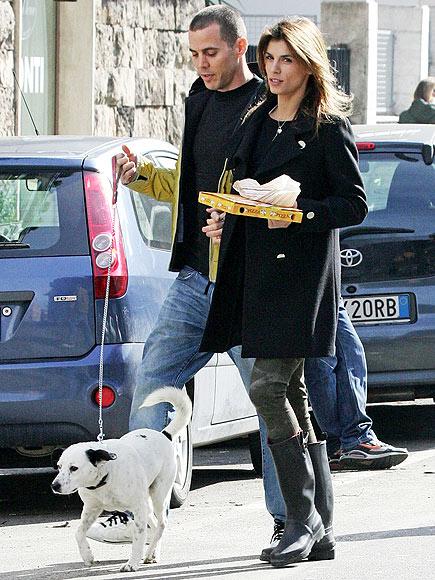 ELISABETTA CANALIS & STEVE-O photo | Elisabetta Canalis, Steve-O