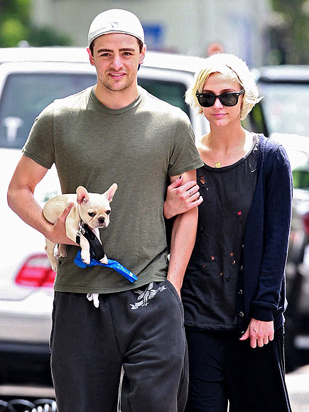 ASHLEE SIMPSON photo | Ashlee Simpson, Vincent Piazza
