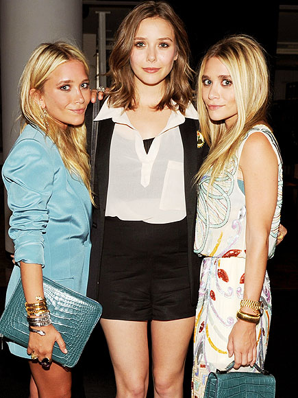 Which Olsen has an Emmy nomination?