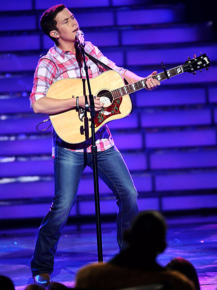 Scotty McCreery won American Idol this year. Who was the runner-up?