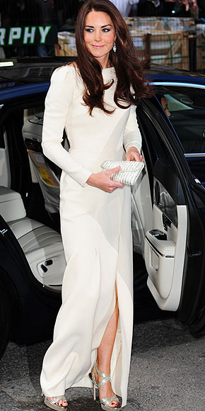 CREAM OF THE CROP photo | Kate Middleton