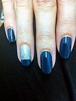 nails 150x200 Scott Barnes's Blog: Falling Into Fab Fall Makeup