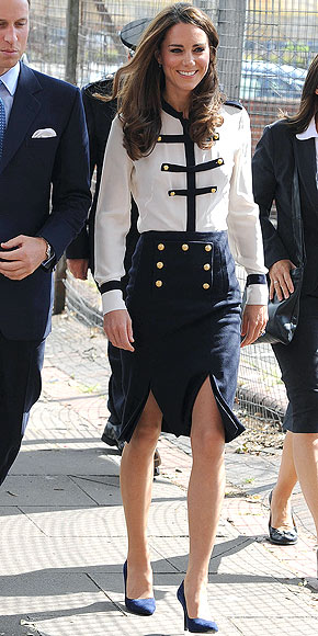 HELLO, SAILOR photo | Kate Middleton