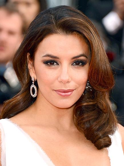 MOST ENVIABLE EYE MAKEUP: EVA LONGORIA photo | Eva Longoria