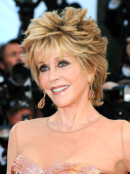 LIFETIME BEAUTY ACHIEVEMENT AWARD: JANE FONDA photo | Jane Fonda