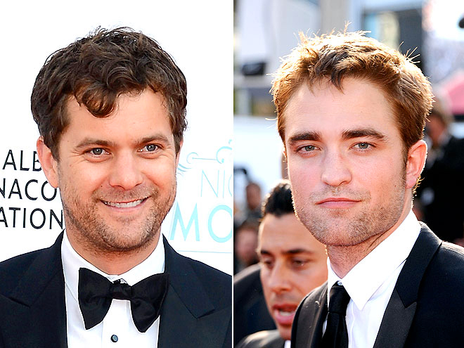 OUTSTANDING ACHIEVEMENT IN SCRUFF: JOSHUA & ROBERT photo | Joshua Jackson, Robert Pattinson