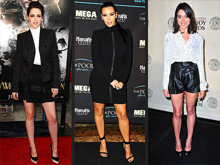 kristen stewart 440x330 Red Carpet Trend Report: What's Sizzling and What's Fizzling