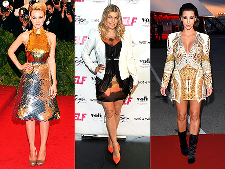 Red Carpet Trend Report