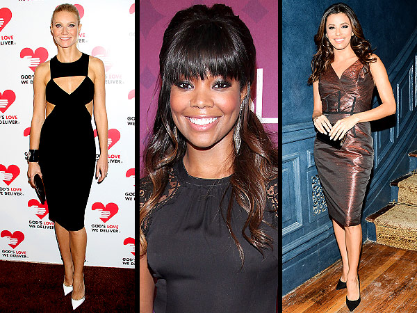 Gwyneth Paltrow, Gabrielle Union, Eva Longoria