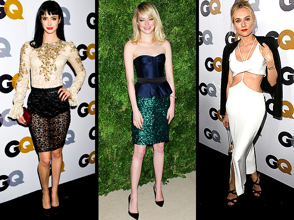 Krysten Ritter, Emma Roberts, Diane Kruger