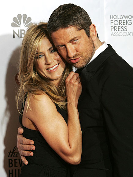 GERARD BUTLER photo | Gerard Butler, Jennifer Aniston