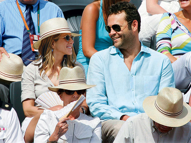 VINCE VAUGHN photo | Jennifer Aniston, Vince Vaughn