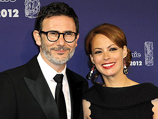 Awards Season &#39;12: Stars Honor the Best in Show | Berenice Bejo, Michel Hazanavicius
