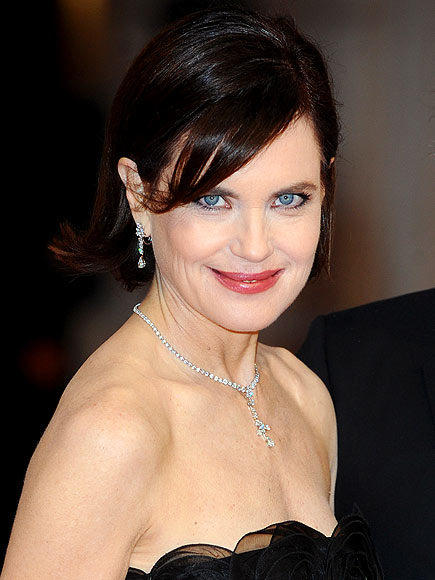 ELIZABETH MCGOVERN, 51