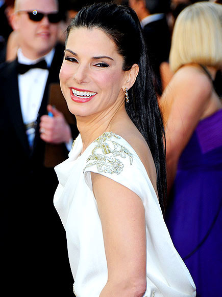 SANDRA BULLOCK, 48
