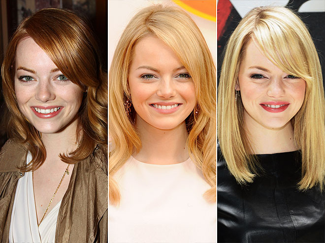 EMMA: TOP COLOR CHAMELEON photo | Emma Stone