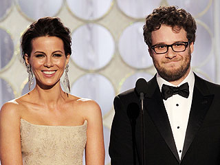 Best One-Liners of the Night | Kate Beckinsale, Seth Rogen