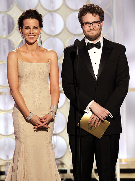 photo | Kate Beckinsale, Seth Rogen
