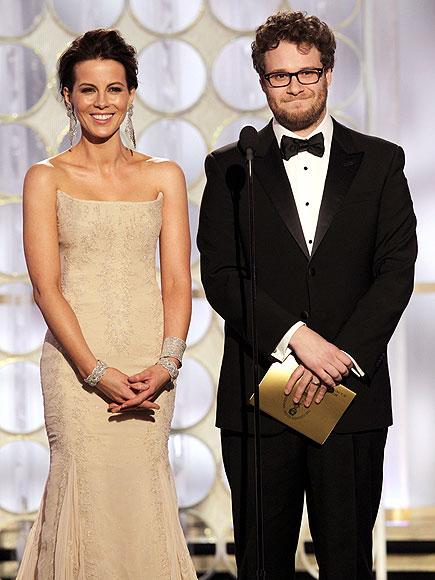 photo | Kate Beckinsale, Seth Rogen