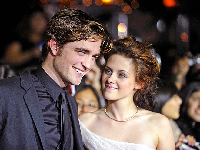 1. REAL OR REEL ROMANCE? photo | Kristen Stewart, Robert Pattinson