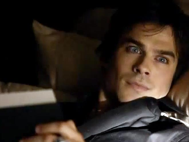 THE VAMPIRE DIARIES photo | Ian Somerhalder
